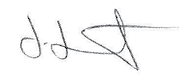 Lisa Leverton's Signature