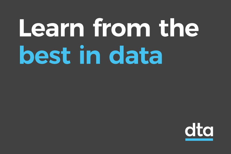 Learn from the best in data