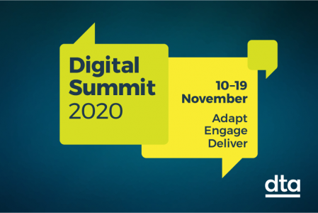 Digital Summit 2020. Adapt. Engage. Deliver.
