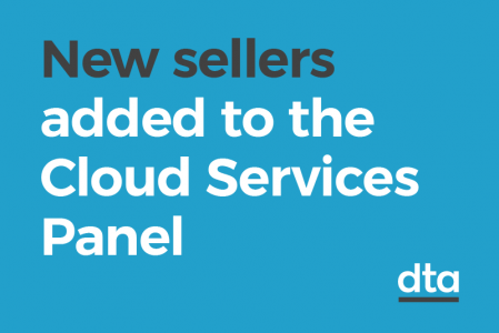 New sellers added to the Cloud Services Panel
