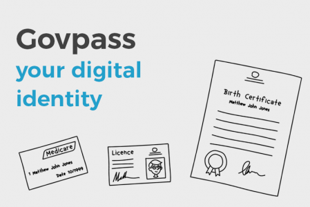 Govpass your digital identity