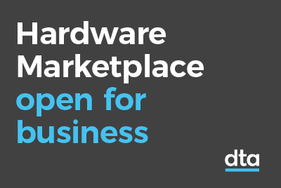 Hardware Marketplace open for business