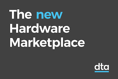 The new Hardware Marketplace